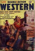 Double Action Western Magazine (1934-1960 Columbia) Pulp Vol. 6 #4