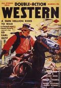 Double Action Western Magazine (1934-1960 Columbia) Pulp Vol. 7 #1
