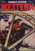 Double Action Western Magazine (1934-1960 Columbia) Pulp Vol. 8 #3