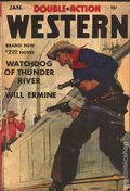 Double Action Western Magazine (1934-1960 Columbia) Pulp Vol. 8 #4