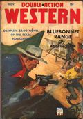 Double Action Western Magazine (1934-1960 Columbia) Pulp Vol. 9 #3
