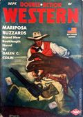 Double Action Western Magazine (1934-1960 Columbia) Pulp Vol. 10 #2