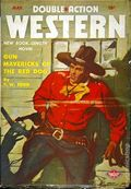 Double Action Western Magazine (1934-1960 Columbia) Pulp Vol. 10 #5