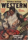 Double Action Western Magazine (1934-1960 Columbia) Pulp Vol. 10 #6