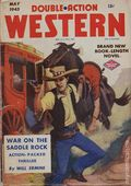 Double Action Western Magazine (1934-1960 Columbia) Vol. 11 #6