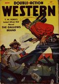 Double Action Western Magazine (1934-1960 Columbia) Vol. 12 #3
