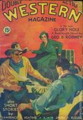 Double Action Western Magazine (1934-1960 Columbia) Pulp Vol. 1 #1