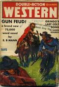 Double Action Western Magazine (1934-1960 Columbia) Pulp Vol. 7 #4