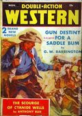 Double Action Western Magazine (1934-1960 Columbia) Pulp Vol. 7 #5