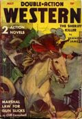 Double Action Western Magazine (1934-1960 Columbia) Pulp Vol. 8 #1