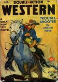 Double Action Western Magazine (1934-1960 Columbia) Pulp Vol. 9 #5