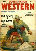 Double Action Western Magazine (1934-1960 Columbia) Pulp Vol. 9 #6