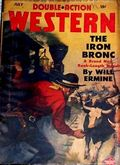 Double Action Western Magazine (1934-1960 Columbia) Pulp Vol. 11 #1
