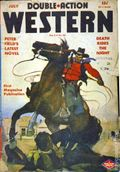 Double Action Western Magazine (1934-1960 Columbia) Pulp Vol. 13 #1