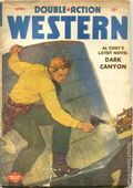 Double Action Western Magazine (1934-1960 Columbia) Vol. 13 #5