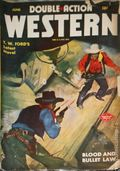 Double Action Western Magazine (1934-1960 Columbia) Vol. 13 #6