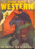 Double Action Western Magazine (1934-1960 Columbia) Vol. 14 #1