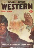Double Action Western Magazine (1934-1960 Columbia) Vol. 14 #3