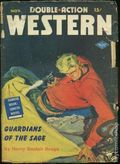 Double Action Western Magazine (1934-1960 Columbia) Vol. 17 #2
