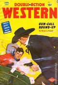 Double Action Western Magazine (1934-1960 Columbia) Vol. 17 #3
