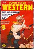 Double Action Western Magazine (1934-1960 Columbia) Pulp Vol. 17 #4