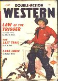 Double Action Western Magazine (1934-1960 Columbia) Vol. 17 #6