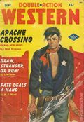 Double Action Western Magazine (1934-1960 Columbia) Vol. 18 #1