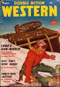 Double Action Western Magazine (1934-1960 Columbia) Pulp Vol. 18 #2