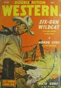 Double Action Western Magazine (1934-1960 Columbia) Vol. 18 #4