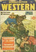 Double Action Western Magazine (1934-1960 Columbia) Vol. 18 #6