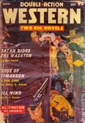 Double Action Western Magazine (1934-1960 Columbia) Vol. 19 #2