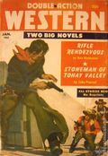 Double Action Western Magazine (1934-1960 Columbia) Vol. 19 #3
