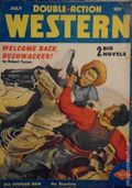 Double Action Western Magazine (1934-1960 Columbia) Vol. 19 #6