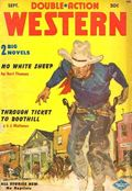 Double Action Western Magazine (1934-1960 Columbia) Vol. 20 #1