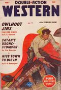 Double Action Western Magazine (1934-1960 Columbia) Vol. 21 #5