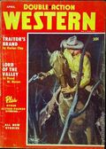 Double Action Western Magazine (1934-1960 Columbia) Pulp Vol. 23 #4
