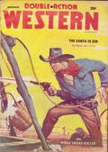 Double Action Western Magazine (1934-1960 Columbia) Pulp Vol. 24 #2