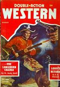 Double Action Western Magazine (1934-1960 Columbia) Pulp Vol. 24 #6