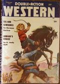 Double Action Western Magazine (1934-1960 Columbia) Pulp Vol. 25 #3
