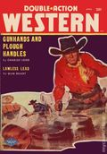 Double Action Western Magazine (1934-1960 Columbia) Vol. 25 #4