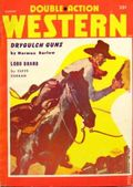 Double Action Western Magazine (1934-1960 Columbia) Pulp Vol. 25 #6