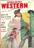 Double Action Western Magazine (1934-1960 Columbia) Pulp Vol. 26 #4