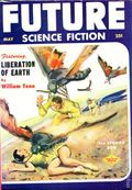 Future Science Fiction (1952-1960) Pulp/Digest Vol. 4 #1