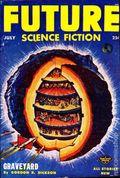 Future Science Fiction (1952-1960 Columbia Publications) Pulp Vol. 4 #2