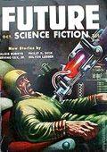Future Science Fiction (1952-1960 Columbia Publications) Pulp Vol. 5 #3