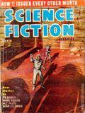 Future Science Fiction (1952-1960 Columbia Publications) Pulp Vol. 5 #5