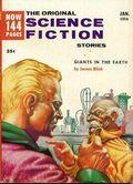 Future Science Fiction (1952-1960 Columbia Publications) Pulp Vol. 6 #4