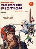 Future Science Fiction (1952-1960 Columbia Publications) Pulp Vol. 7 #2