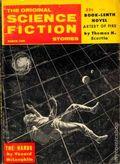 Future Science Fiction (1952-1960 Columbia Publications) Pulp Vol. 11 #1