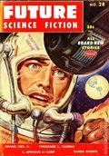 Future Science Fiction (1952-1960 Columbia Publications) Pulp 28